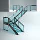 Office Glass Stairs - 3DOcean Item for Sale