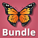 Butterfly Bundle - VideoHive Item for Sale