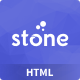 Stone - Authentication Form Page - CodeCanyon Item for Sale