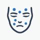 Dermatology Icons - Blue Version - GraphicRiver Item for Sale