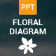 Floral Diagram - Powerpoint - GraphicRiver Item for Sale