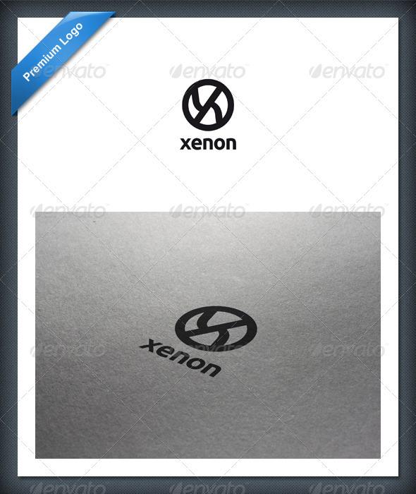 Xenon Logo Template