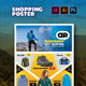 Shopping Poster - GraphicRiver Item for Sale