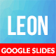 Leon Google Slides Presentation Template - GraphicRiver Item for Sale