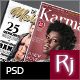 My Magazine Cover Templates 2 - GraphicRiver Item for Sale
