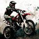 Motocross Madness Event Flyer - GraphicRiver Item for Sale
