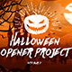 Halloween Opener Many Footage - VideoHive Item for Sale