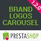 Brand Logos Carousel - PrestaShop Module - CodeCanyon Item for Sale