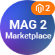 Mag2 Marketplace - Magento 2 Theme Support Multiple Stores - ThemeForest Item for Sale