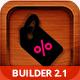 Back2Black Email Template + Online Builder 2.1 - ThemeForest Item for Sale