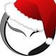 Christmas is Here Logo