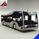 Mercedes-Benz Future Bus - 3DOcean Item for Sale