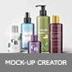 Cosmetic Bottles Mockup Vol.2 - GraphicRiver Item for Sale