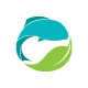 Fish & Farm Logo Template - GraphicRiver Item for Sale