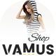 Vamus - Mutilpurpose eCommerce HTML Template - ThemeForest Item for Sale