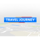 Journey Map Travel Route Maker - VideoHive Item for Sale