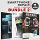 Smartphone Repair Flyer/Poster Bundle 2 - GraphicRiver Item for Sale