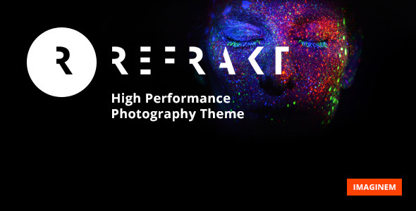Refrakt | Photography Theme for WordPress