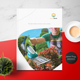 Eco Garden Brochure - GraphicRiver Item for Sale