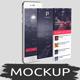 Mobile Application Mockup - GraphicRiver Item for Sale