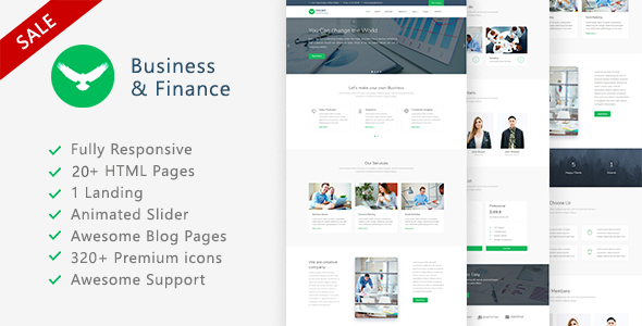 Review: Proff - Business and Finance Template free download Review: Proff - Business and Finance Template nulled Review: Proff - Business and Finance Template