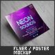 Square Flyer / Poster Mock-Up - GraphicRiver Item for Sale