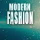 Abstract Fashion Electro Logo Ident