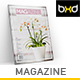 Magazine Template - InDesign 24 Page Layout V16 - GraphicRiver Item for Sale