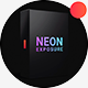 Neon Exposure - Animated Photoshop Action - GraphicRiver Item for Sale