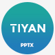 Tiyan PowerPoint Presentation Template - GraphicRiver Item for Sale