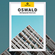 Oswald Multipurpose Brochure - GraphicRiver Item for Sale