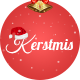 KERSTMIS Christmas PSD Template With Wishing Letter - ThemeForest Item for Sale