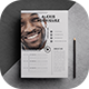 Stylish 2 Pages Resume - GraphicRiver Item for Sale