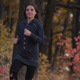 Running Girl at Nature - VideoHive Item for Sale