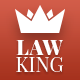 Lawking - Lawyer and Attorney Responsive WordPress Theme - ThemeForest Item for Sale