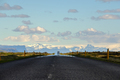 Beautiful road in a national park - PhotoDune Item for Sale