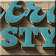 3D Retro Grunge Styles - GraphicRiver Item for Sale