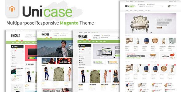 Unicase - Multipurpose Responsive Magento Theme