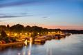 Party barges (splavs), Sava river, Belgrade - PhotoDune Item for Sale
