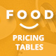 Foodplan - Responsive Pricing Tables Framework - CodeCanyon Item for Sale