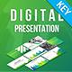 DIGITAL - Keynote Business Presentation - GraphicRiver Item for Sale