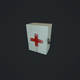 Hospital Box pbr - 3DOcean Item for Sale