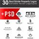 30 Real Estate Property Logo Badges - GraphicRiver Item for Sale