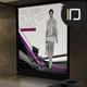Square Billboard Mock-Up - GraphicRiver Item for Sale