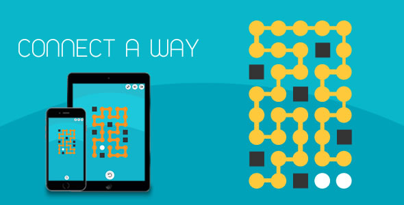 Connect A Way - HTML5 Game Download
