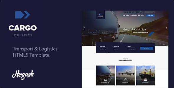 CargoFleet | Cargo Transport and Logistics HTML Template
