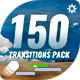 150 Transitions Pack - VideoHive Item for Sale
