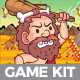 Stone Age War Base Defense - GraphicRiver Item for Sale