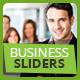 Multipurpose Business Sliders - GraphicRiver Item for Sale