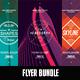Architectural Bundle | 18 Premium Flyer PSD Templates - GraphicRiver Item for Sale